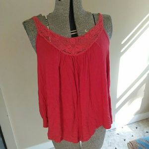 American Eagle Lace Tank Top!